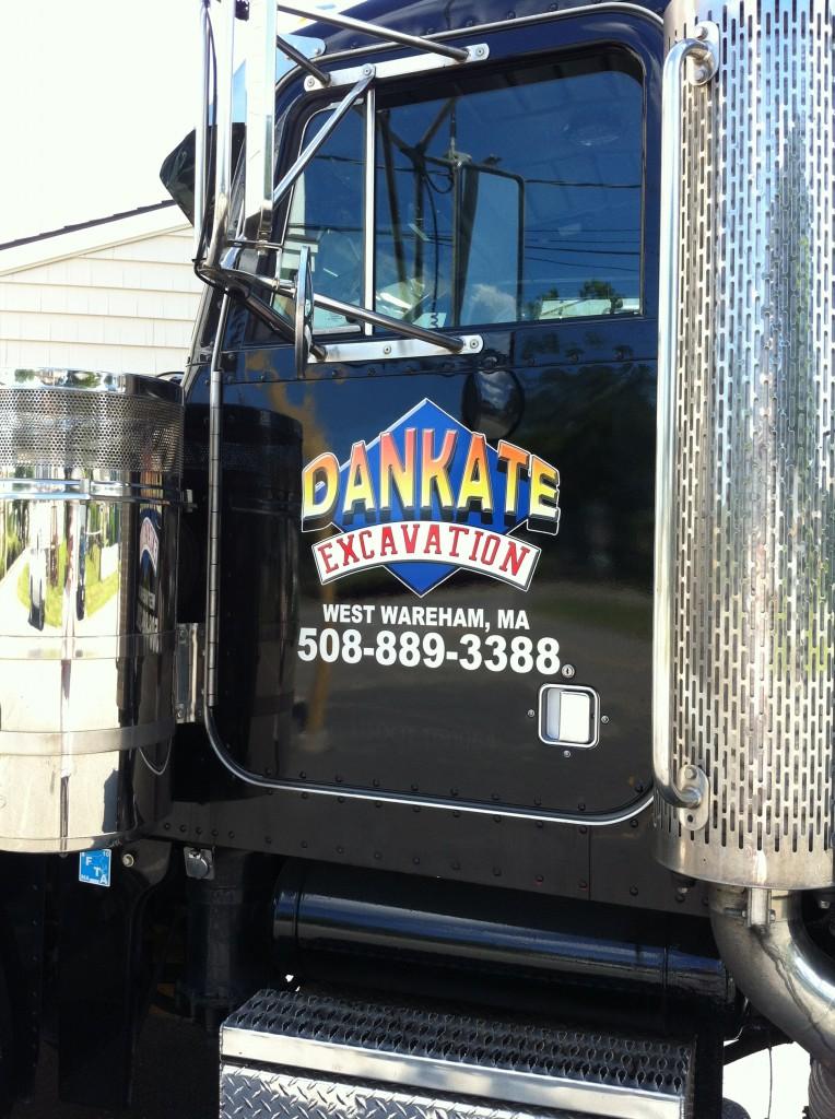 Dankate Truck Vinyl
